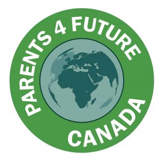 Parents For Future Canada logo